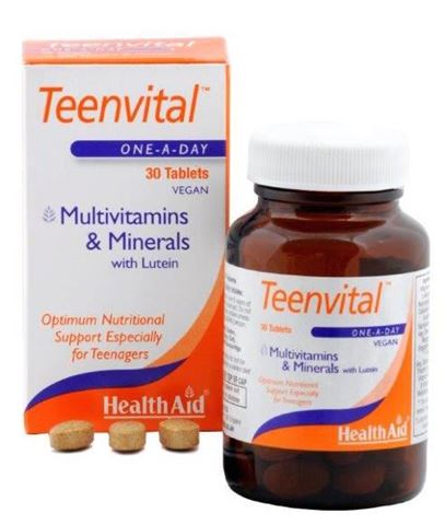 Health Aid Teenvital 30 Ταμπλέτες