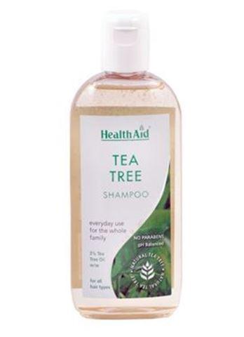 Health Aid Tea Tree Shampoo 250ml