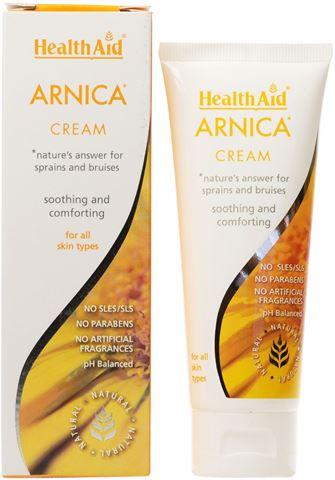 Health Aid Arnica Kρέμα 75 ml
