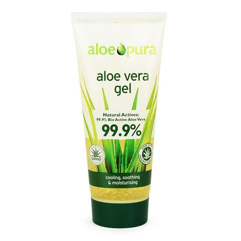 Optima Organic Aloe Vera Gel 100ml