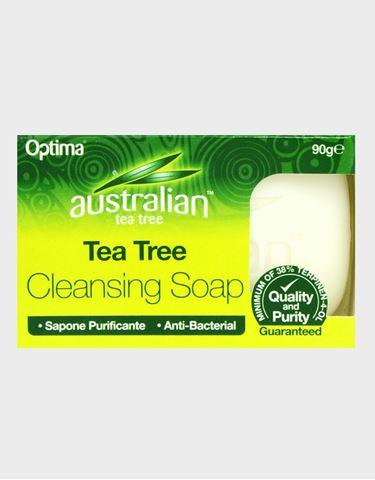 Optima Australian Tea Tree Antiseptic Cleansing Soap 90gr