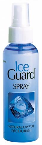 Optima Ice Guard Natural Crystal Spray 100ml