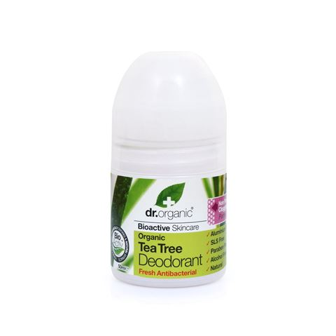 Dr. Organic, Tea Tree Deodorant 50ml