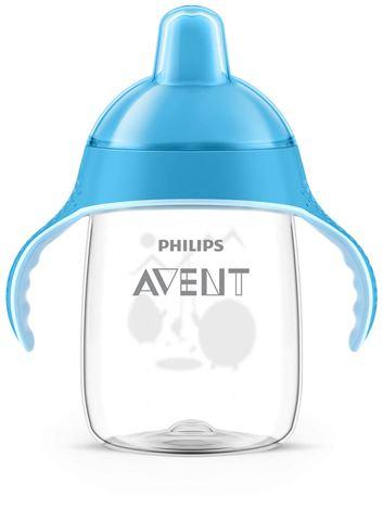 Avent Κύπελλο με λαβές,18m+, 340ml Μπλε, 1 Τεμάχιο, SCF755/05