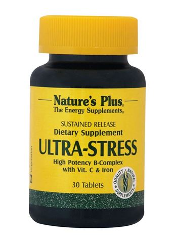 Nature's Plus Ultra-Stress 30 Ταμπλέτες