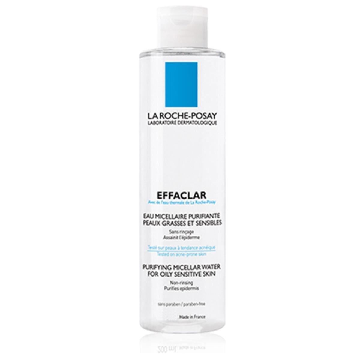 la roche posay effaclar eau micellaire 400ml wefit. Black Bedroom Furniture Sets. Home Design Ideas