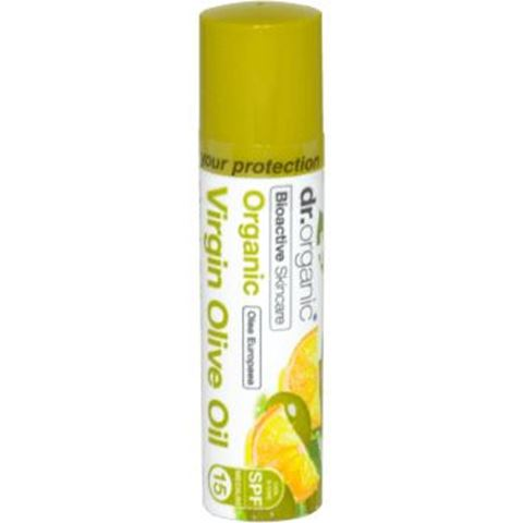 Dr. Organic, Organic Virgin Olive Oil Lip Balm 5,7ml