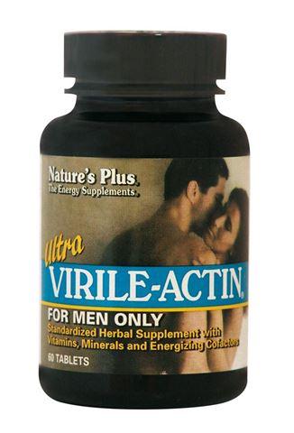Nature's Plus Ultra Virile-Actin 60 Ταμπλέτες