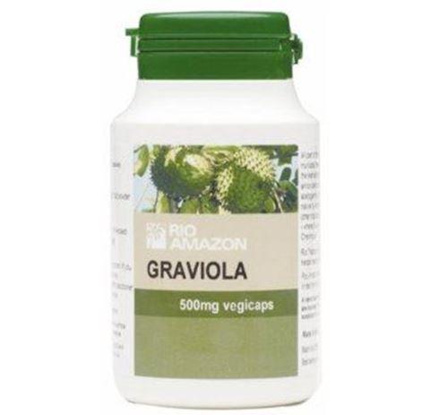 Rio Trading Graviola 120 Φυτικές Κάψουλες