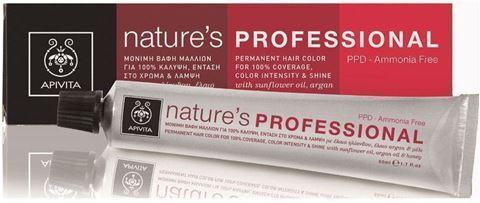 Apivita Nature's Professional 6.41 Ξανθό Σκούρο Χάλκινο Σαντρέ 50ml