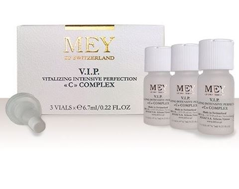 Mey V.I.P. C Complex 3 Φιαλίδια των 6.7ml
