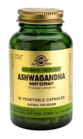 Solgar Ashwagandha Root Extract 60 Φυτικές Κάψουλες