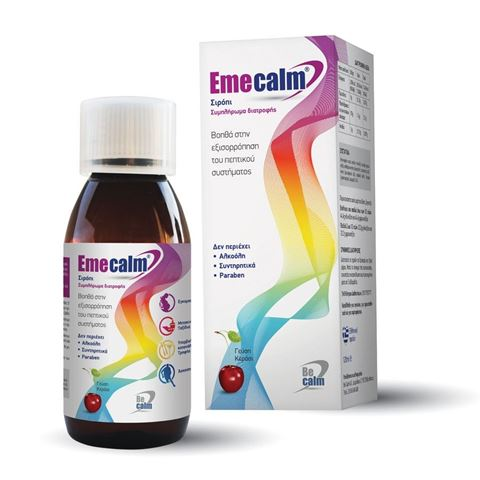 Emecalm Σιρόπι 120ml
