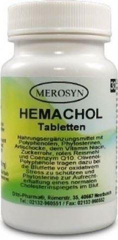 Metapharm Merosyn Hemachol 30 Ταμπλέτες