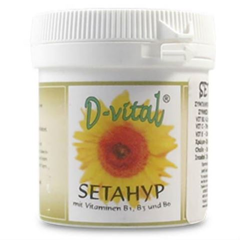 Metapharm D-Vital Setahyp 30 Κάψουλες
