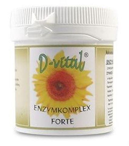 Metapharm D-Vital Enzymkomplex Forte 30 Κάψουλες