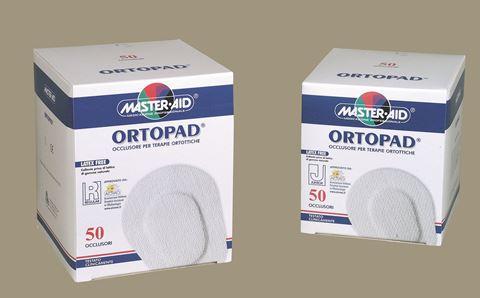 Ortopad 50 regular Λευκό 4 ετών & άνω (8,5x5,9cm)