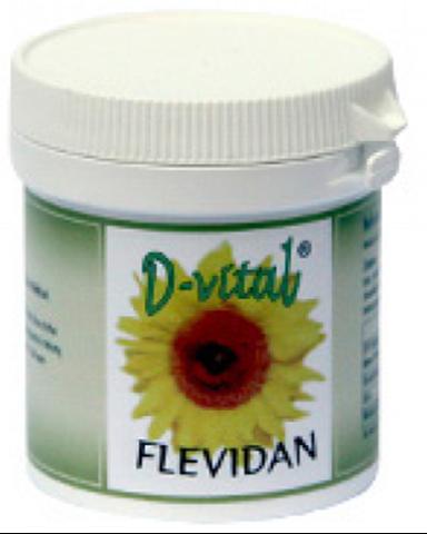 Metapharm D-Vital Flevidan 30 Κάψουλες
