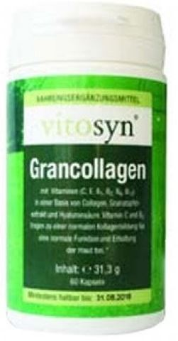 Metapharm Vitosyn Grancollagen 60 κάψουλες