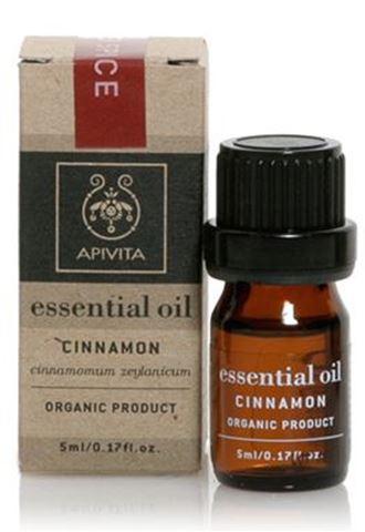 Apivita Essential Oil Kανέλα 5ml