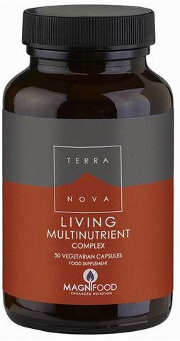 Terranova Living Multinutrient, 50 Κάψουλες