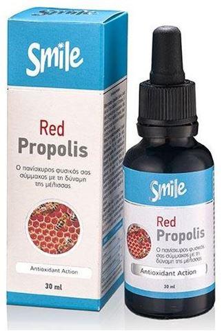 Smile Κόκκινη Πρόπολη 30 ml