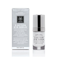 Picture of Apivita 5-Action Eye Serum Με Λευκό Κρίνο 15ml