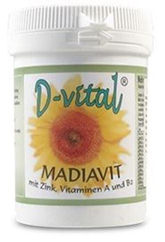 Metapharm D-Vital Madiavit 30 Κάψουλες