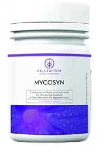 Metapharm Cellfactor Mycosyn 50 κάψουλες