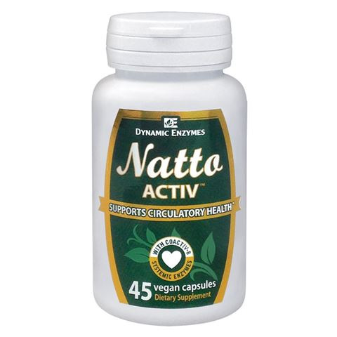 Dynamic Enzymes Natto Activ, 45 Κάψουλες
