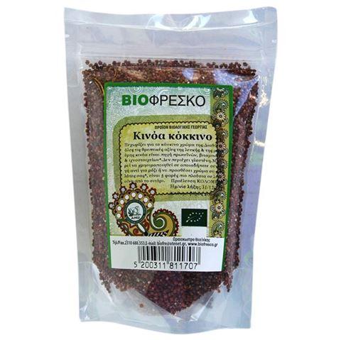 Biofresco Κινόα Κόκκινο 200gr