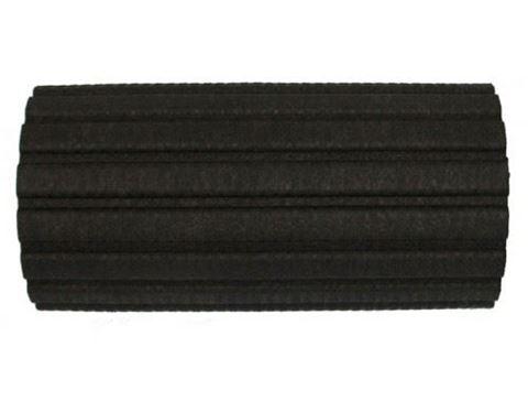 Blackroll Groove Standard Μαύρο, 30cm x 15cm