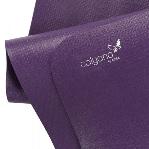 Airex Στρώμα Άσκησης Calyana Prime Yoga Purple, 66 x 185 x 4,5