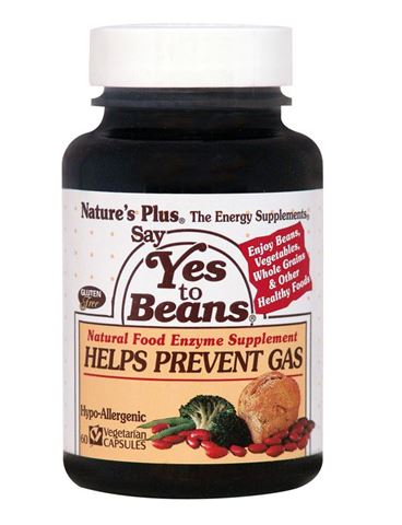 Nature's Plus Say Yes To Beans 60 Φυτικές Κάψουλες