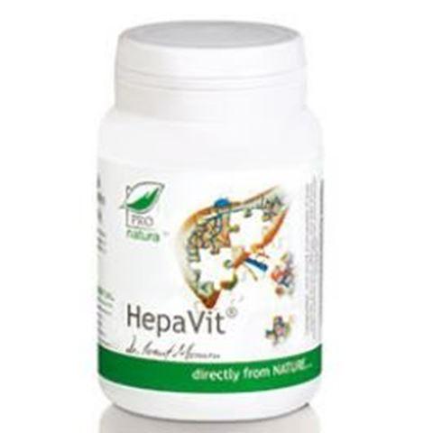 Pronatura Hepavit, 60 Κάψουλες