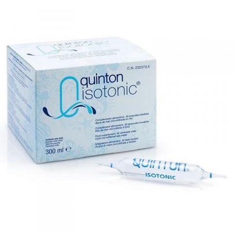 Quinton Isotonic 30 Αμπούλες των 10ml