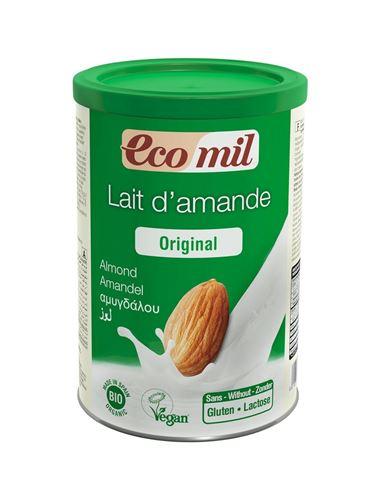 Ecomil Γάλα βιολογικό αμύγδαλο σε σκόνη στιγμιαίο, 400gr