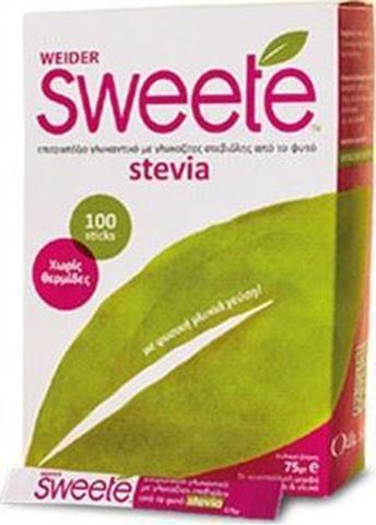 Weider Lilly Sweete Stevia 100x0.75 gr sticks