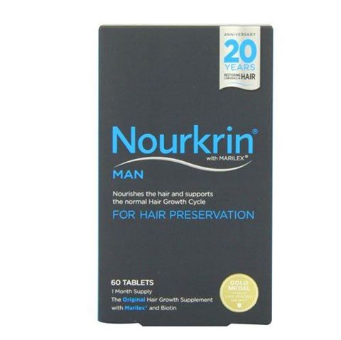 Pharma Medico Nourkrin Man 60 ταμπλέτες