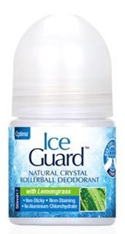 Optima Ice Guard Rollerball 50ml με Λεμονόχορτο 50ml