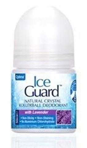 Optima Ice Guard Rollerball 50ml με Λεβάντα