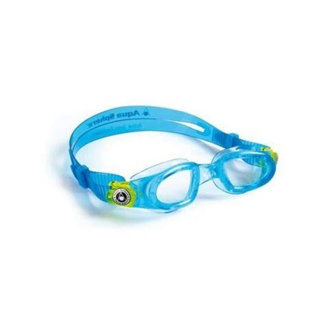Aqua Sphere Moby Kid Διάφανο Aqua/Lime