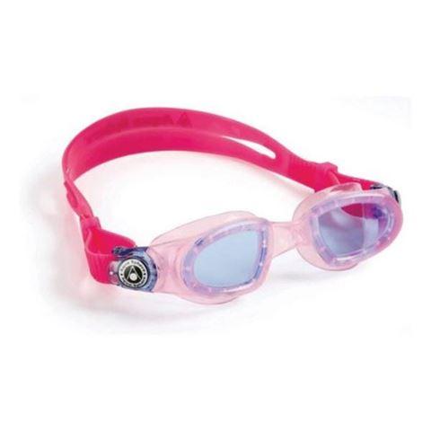 Aqua Sphere Moby Kid Μπλε Φακός Pink/Deep Blue