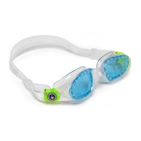 Aqua Sphere Mako Μπλε Σκούρος Φακός Clear/Lime