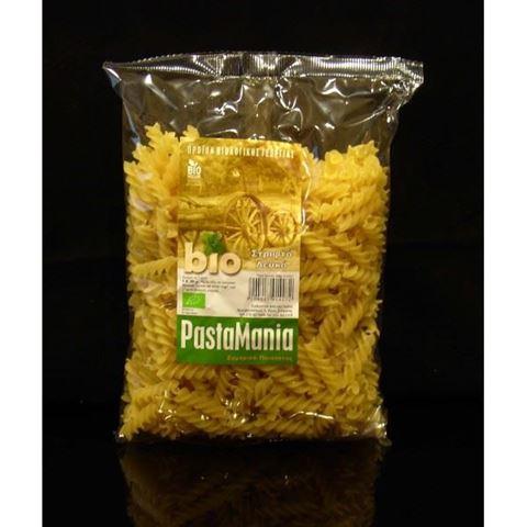 Pastamania Μακαρόνια Βίδες Λευκά ΒΙΟ 500γρ