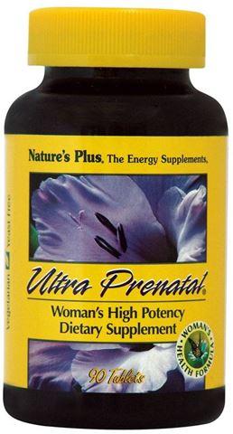 Nature's Plus Ultra Prenatal 90 Ταμπλέτες