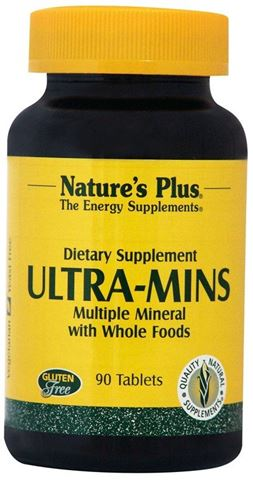 Nature's Plus Ultra-Mins 90 Ταμπλέτες