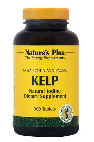 Nature's Plus Kelp, 300 Ταμπλέτες