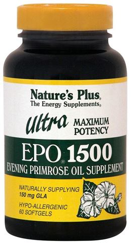Nature's Plus Ultra EPO 1500mg, 60 Μαλακές Κάψουλες