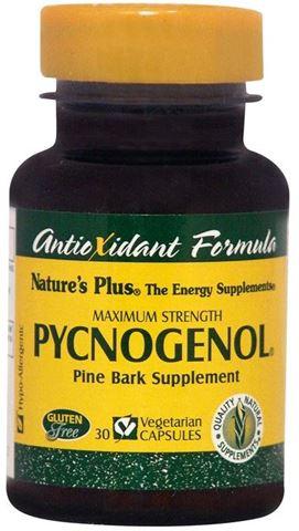 Nature's Plus Pycnogenol 30 Φυτικές Kάψουλες